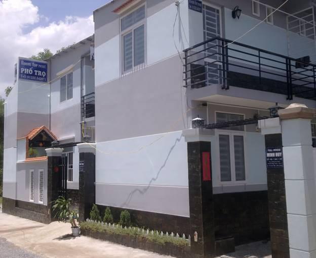 Cho thuê phòng giá rẻ ở Q. Phú Nhuận