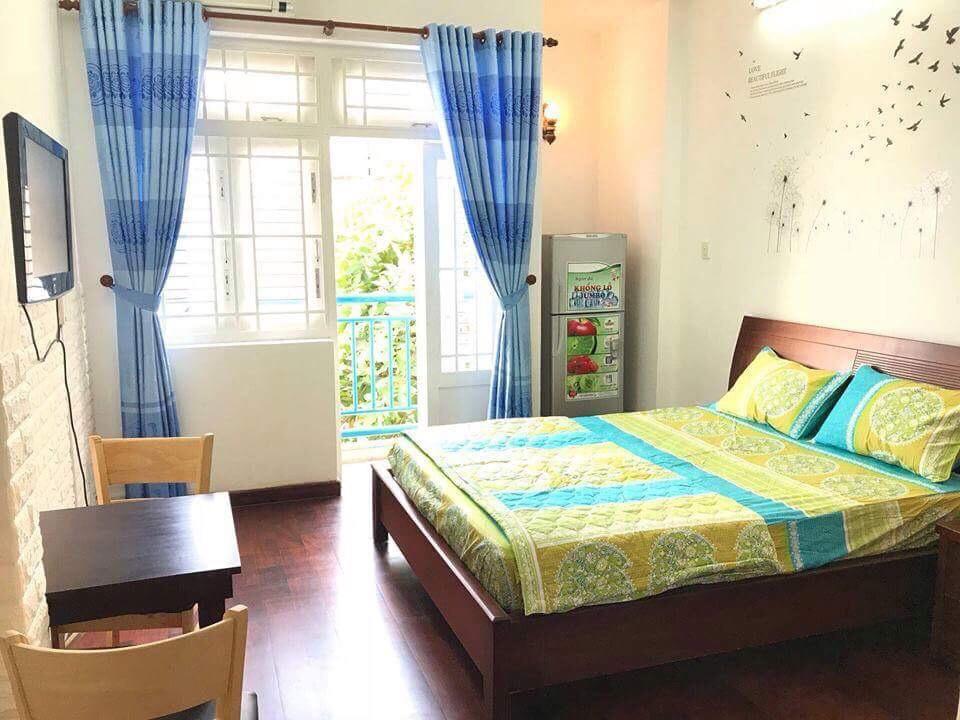 Hệ thống căn hộ full nội thất đường Thạch Thị Thanh, Quận 1