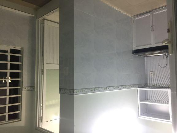 Phòng mới kiểu căn hộ nhỏ, khu Bàu Cát, chợ Tân Bình, phòng ngủ riêng có thể nuôi thú cưng