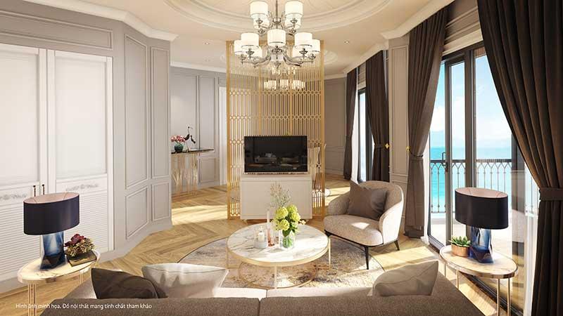 Cho thuê căn hộ Hà Đô Centrosa quận 10