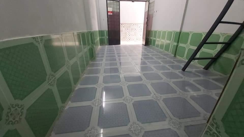 Cho thuê phòng trệt 35m + gác , giá 4tr, Đường Xô Viet Nghệ Tĩnh