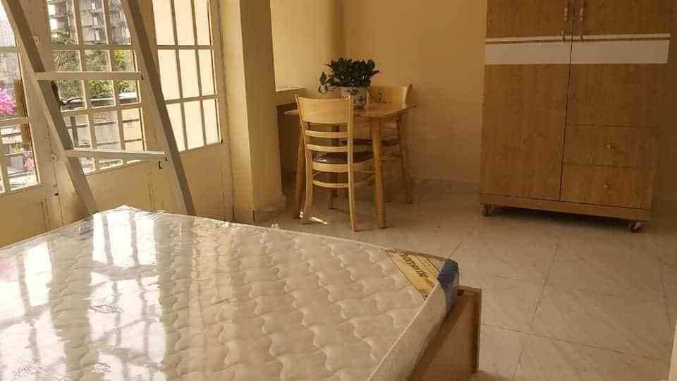 Cho thuê căn hộ mini Đường Đinh Bộ Lĩnh gần Ngã Tư Hàng Xanh
