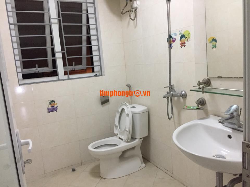 Cho thuê phòng trọ Phùng Khoang