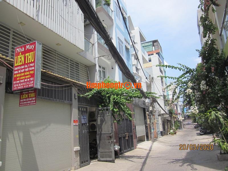 Phòng mặt tiền, hướng Đông, 3 triệu, 332/42/6BC Phan Văn Trị, F.11, Bình Thạnh