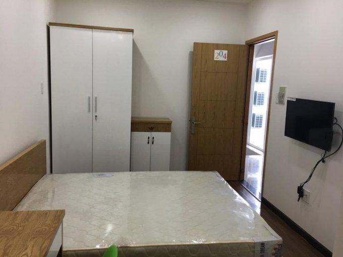 Phòng đầy đủ tiện nghi, có thang máy, hầm xe, ngay ĐIỆN BIÊN PHỦ, Q1. 20 - 35m2