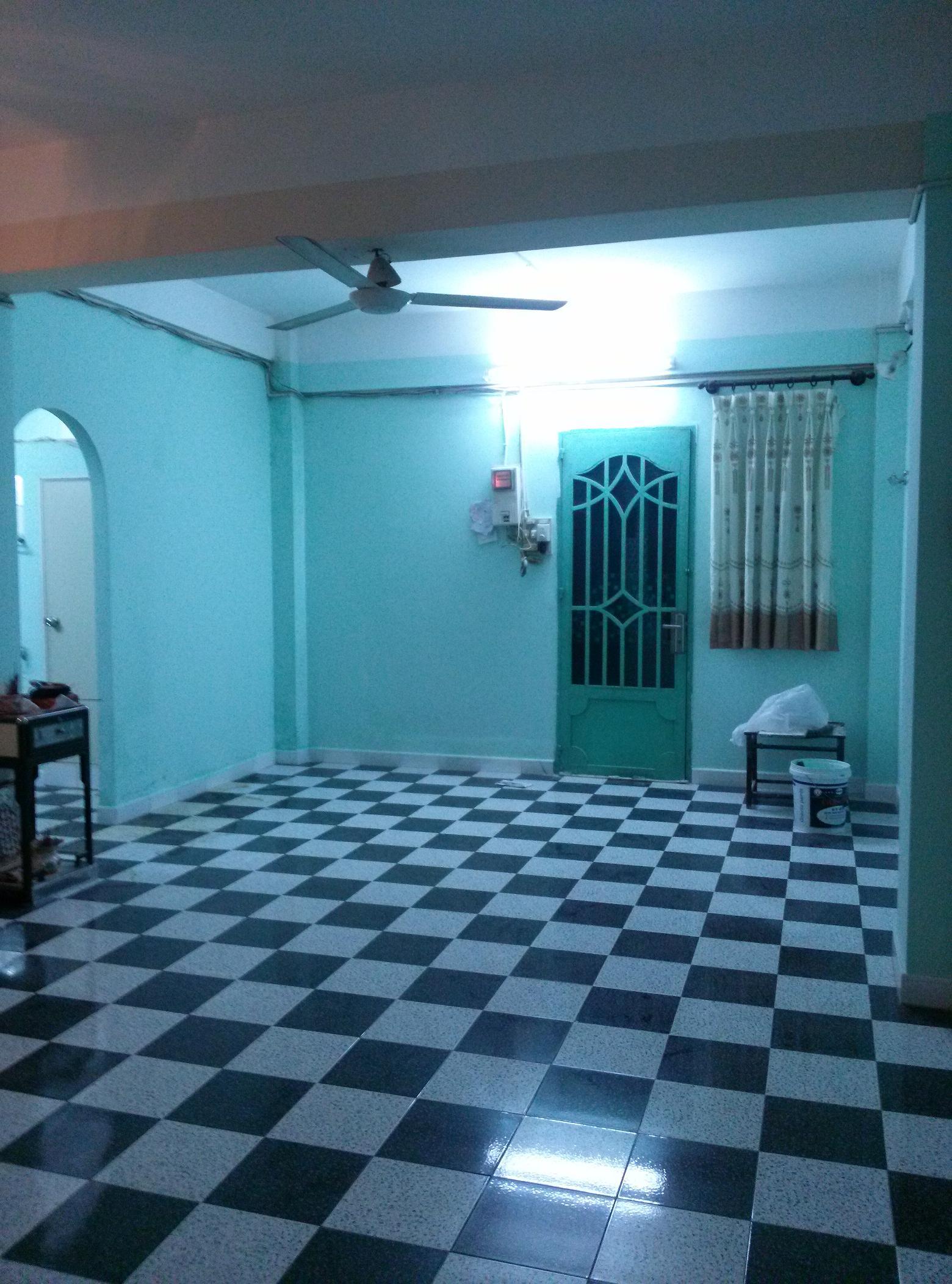 Cho thuê căn góc L1, CC Tuệ Tĩnh, Q11 (2PN, 2BC). LH CC: Thúy 0908573697