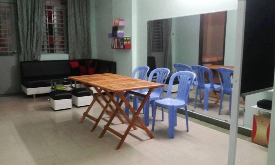 Cho thuê phòng nhà chung cư Phú Thọ Q11
