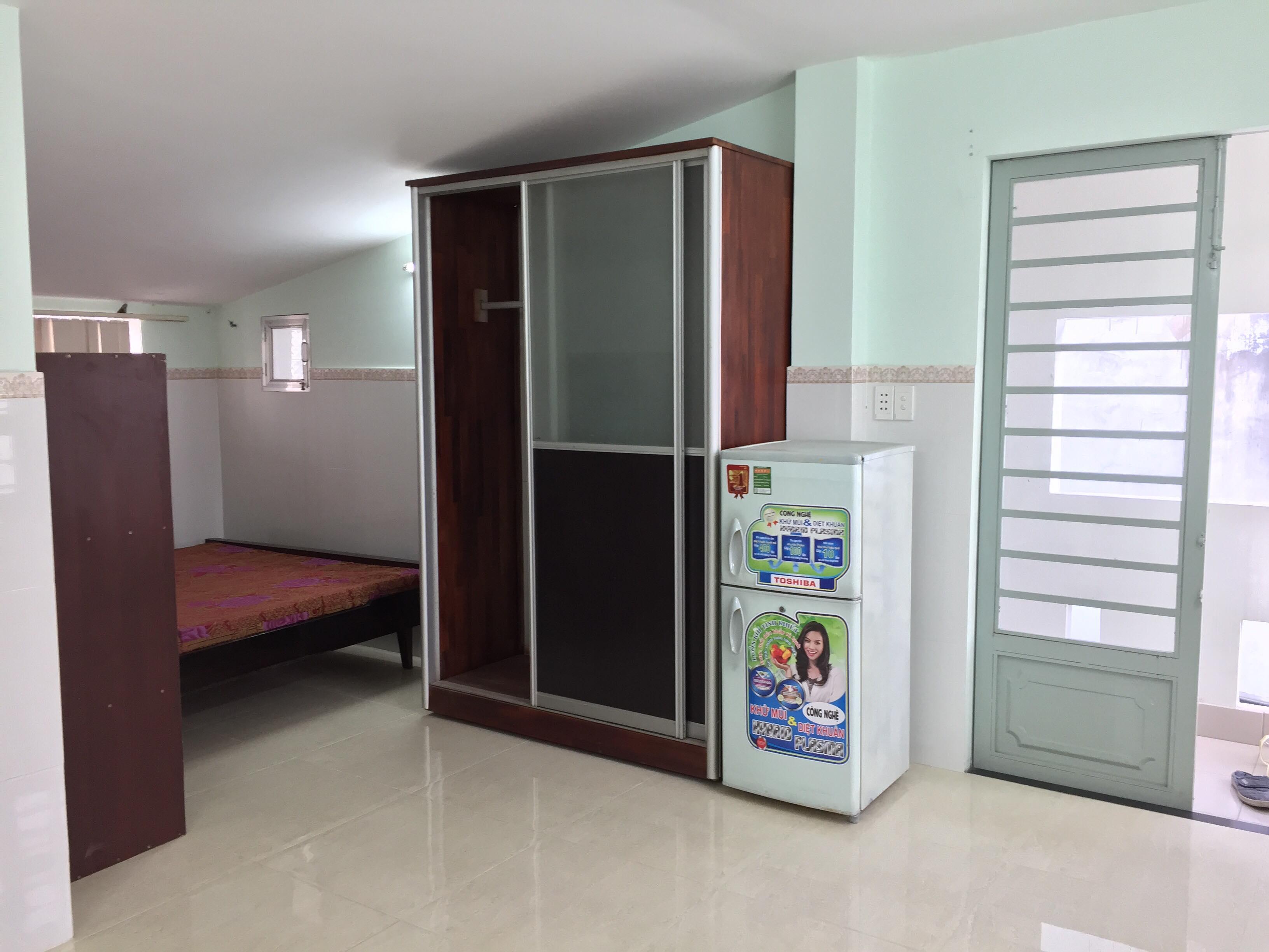 Phòng dạng căn hộ đầy đủ tiện nghi 654/19 Lê Đức Thọ, Gò Vấp