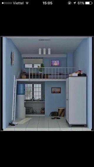 Cho thuê phòng trọ chung cư mới xây quận 12